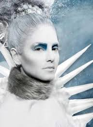 winter ice and snow queen or princess makeup ideas and tips ice queen queens and snow queen