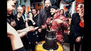 день рождения барбершопатату тимати 13 By Black Star