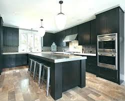 fearsome dark cherry cabinets dark cherry cabinets with light quartz countertops