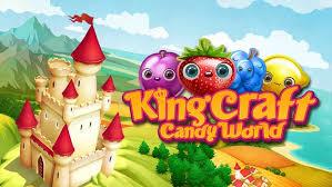 candy garden. KingCraft - Candy Garden Apk Screenshot