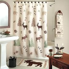 cabin shower curtain photo 1 of 5 wilderness lodge shower curtain collection cabin place in cabin cabin shower curtain