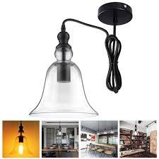 household lighting fixtures. Vintage-Industrial-Primitive-Glass-Hanging-Ceiling-Lamp-Household- Household Lighting Fixtures S