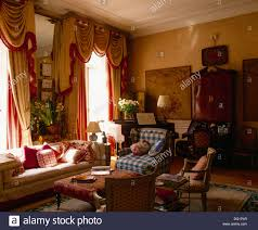 Living Room  Surprising Traditional Living Room Curtain Ideas Traditional Living Room Curtains