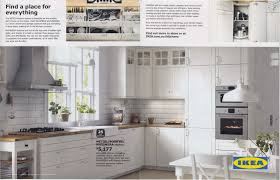 expect ikea kitchen. IKEA Managed To Scoop Kaboodle Get The Inside Front Cover Double-page Spread For This Issue, And It Uses That Space Run Its Most Common Ad Expect Ikea Kitchen B