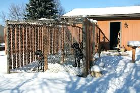 dog kennel building tips how to build a pen making indoor