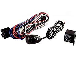 arb wrangler led wiring harness 3500520 87 17 wrangler yj tj rugged ridge wiring harness for two off road fog lights 87 17 wrangler