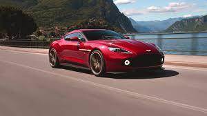 Introducing the limited edition Vanquish Zagato   Aston Martin ...