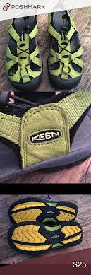 Keen Women S Size Chart Womens Green Keens Good Condition Clean These Are Womens