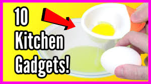 10 Must Have Kitchen Gadgets - YouTube
