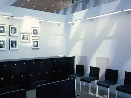 bartco project seattle central library custom arm mounted wall wash fixture used l292 lamp used t5 linear fluorescent lighting design kugler til