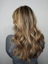Blonde Brunette Caramel Blonde Balayage Hair