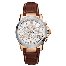 gc b2 class rose plate brown strap watch i41501g1 rox gc b2 class rose plate brown strap watch i41501g1