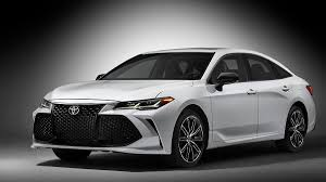 2019 Toyota Avalon and Hybrid debut at Detroit Auto Show: Gallery ...