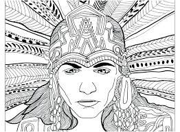 Mayan Coloring Pages Gallery For Coloring Page Free Mayan Calendar