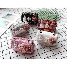 Flower <b>Fashion</b> Baby Little <b>Girls Kids</b> Cute Mini Crossbody <b>Bag</b> ...
