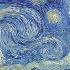 best essay images oil on canvas starry nights the starry night 1889 oil on canvas detail of