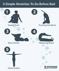 stretching before you go to bed is good for you check out these simple stretches to do before bedtime
