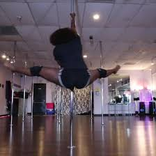 as seen on cbs 11 and 21 pole dancing cles with power bar women s fitness