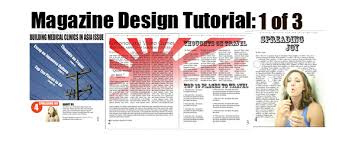Indesign Magazine 20 Indesign Tutorials For Magazine And Layout Design