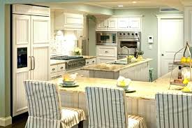 beadboard wallpaper kitchen cabinets how