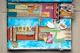 Creative Timelines For Projects Weekly Art Journal My Timeline Karenika