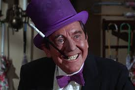 who played the penguin in batman. Unique Who THE PENGUIN BURGESS MEREDITH Intended Who Played The Penguin In Batman