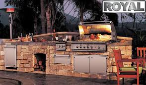 royal range outdoor grills