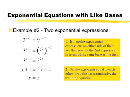 solving logarithmic equations with diffe bases and exponents math exponential equations with like bases mathrubhumi hindi