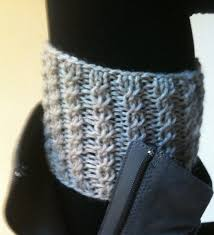 Boot Cuff Pattern Extraordinary Boot Cuff Knitting Patterns In The Loop Knitting