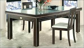 glass table top protector dining tables cover room pads custom in for covers idea protectors kitchen glass table top cover covers leather
