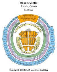 Rogers Centre Seating Chart Ed Sheeran Rogers Centre Tickets And Rogers Centre Seating Chart Buy