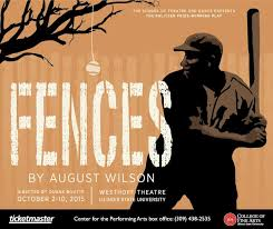 fences play poster. Fine Fences ISUu0027s Fences Is Directed By Duane Boutt With A Cast That Includes  Hannaniah Wiggins As Troy Marixa Ford Rose Emmanuel Jackson Their Son Cory  On Play Poster W