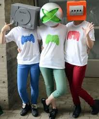 Cool Retrogaming Costumes for Halloween   Video game cosplay, Geek news, Best cosplay