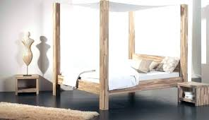 black wood canopy bed – europanorama.org