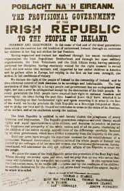 irish in essay national museum of  proclamation of the irish republic 1916