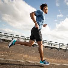 New Balance Mens <b>Q Speed Breathe</b> Short Sleeve Running Clothing