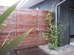 exterior wood fences. wood fence modern-exterior exterior fences f