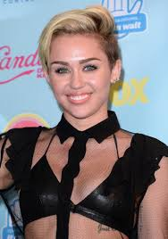 Miley Cyrus Hair Style miley cyrus new hair is a gwen stefani ripoff photos huffpost 3465 by wearticles.com