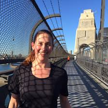 Meredith Curran Blackmores Sydney Running Festival 9km 2016