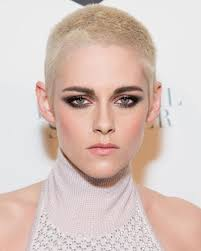 and she ll be in good pany with her new shaved do both katy perry and kristen stewart have also buzzed off their locks in the last few weeks