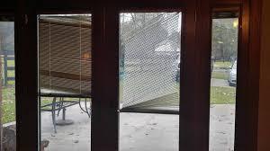 miraculous pella sliding door with blinds pella sliding patio door with blinds between glass home decor