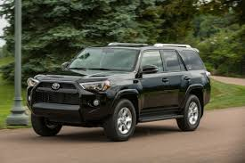 2018 Toyota 4Runner Sport Utility Vehicle Specs & Features