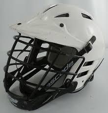 Cascade Clh2 Spr Fit Lacrosse Helmet Cage Size M R Medium