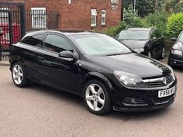 vauxhall astra sri automatic 1 8petrol 3 door black 2006 mint bargain
