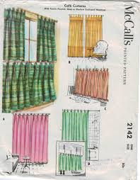 Curtain Patterns Mccalls Cool Design Ideas