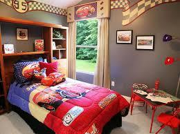 Elegant Image Of: Cars Movie Bedroom Themes