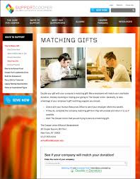 the cooper union matching gift page