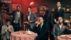 thr s full comedy actor roundtable with aziz ansari anthony anderson jeffrey tambor tony hale keegan michael key jerrod carmichael