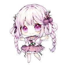ʚ KKana ɞ on | Ảnh hoạt hình chibi, Dễ thương, Anime