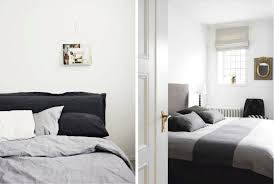 Astounding Images Of White And Grey Bedroom Design And Decoration :  Excellent White And Grey Bedroom